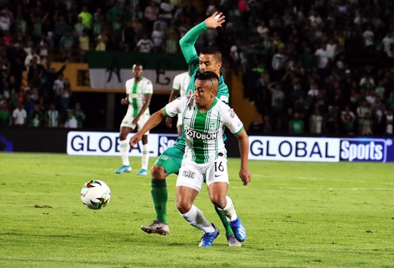 Atlético Nacional, Equidad Seguros, Liga BetPlay 2021-I