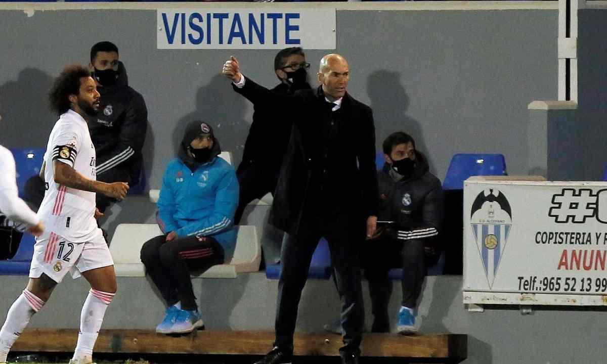 Ay Zidane ¡Real Madrid, eliminado por un equipo de tercera división!