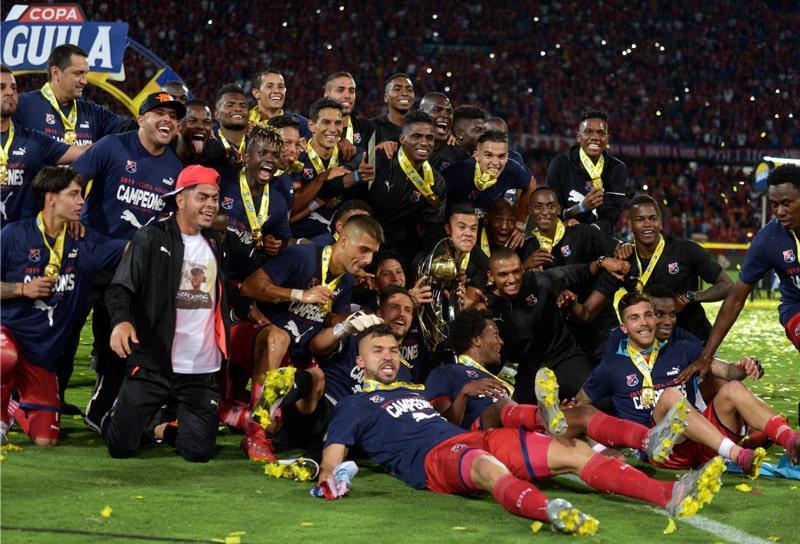 Brayan Carabalí, Deportivo Independiente Medellín, DIM, Itagüí-Leones FC