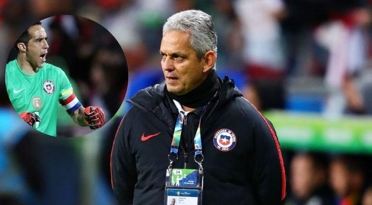 Claudio Bravo habló sobre la salida de Reinaldo Rueda de Chile y lo comparó con Guardiola