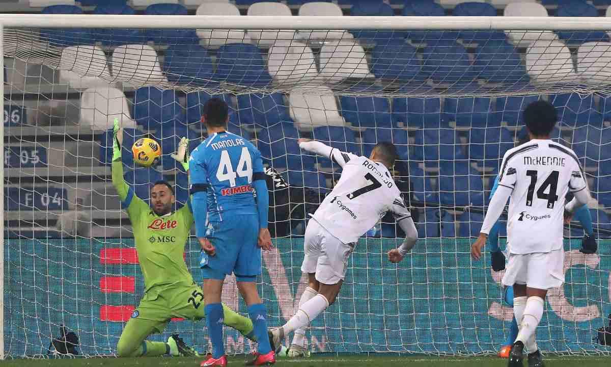 Cristiano Ronaldo añade a David Ospina en su lista de arqueros vencidos