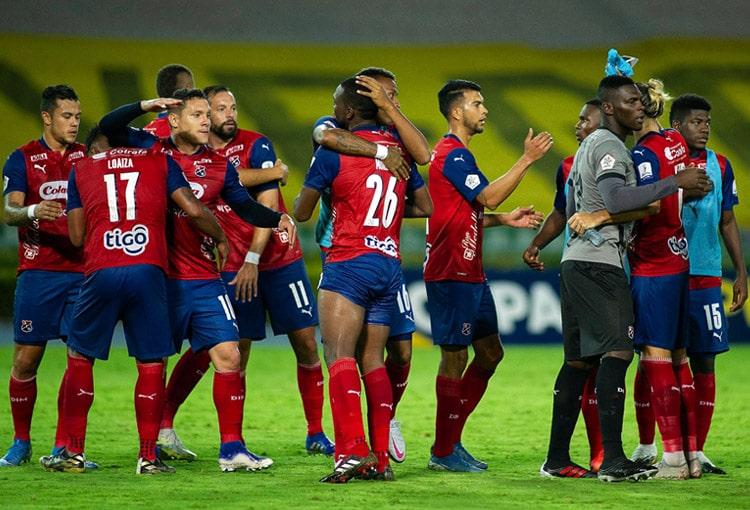 DIM, Deportivo Independiente Medellín, Copa BetPlay 2020, Deportes Quindío, Deportes Tolima, Deportivo Pasto
