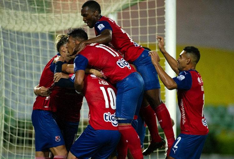 DIM, Deportivo Independiente Medellín, Copa BetPlay 2020, Deportes Quindío, Deportivo Pasto, Deportes Tolima