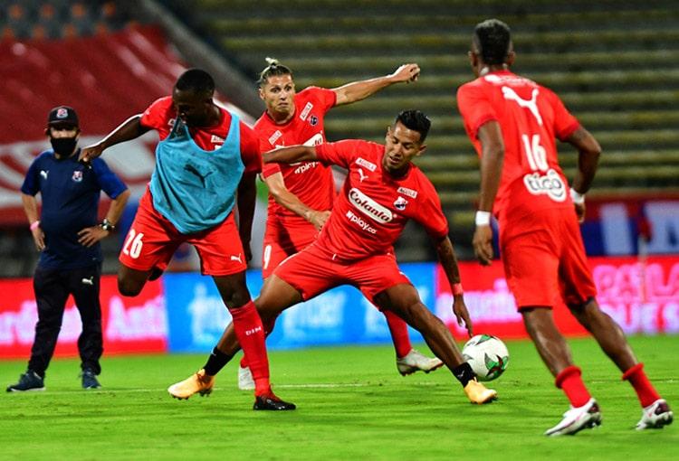 DIM, Deportivo Independiente Medellín, Junior FC, Liga BetPlay 2021-I