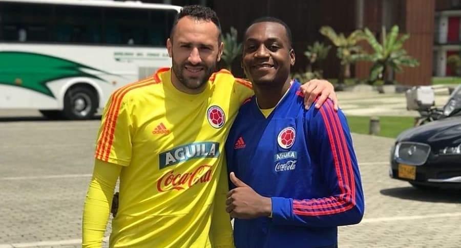 """""""David Ospina no tiene reemplazo en la Selección Colombia"""": Iván Arboleda"""