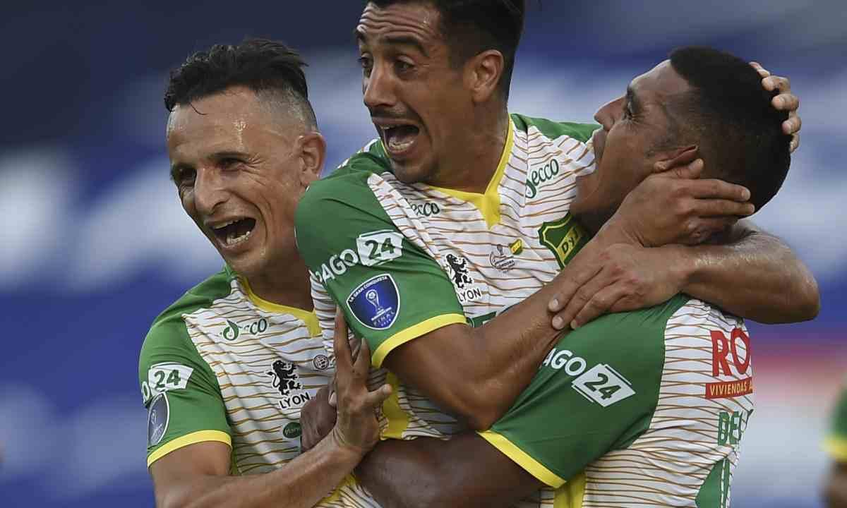 Defensa y Justicia, el nuevo campeón de la Copa Sudamericana
