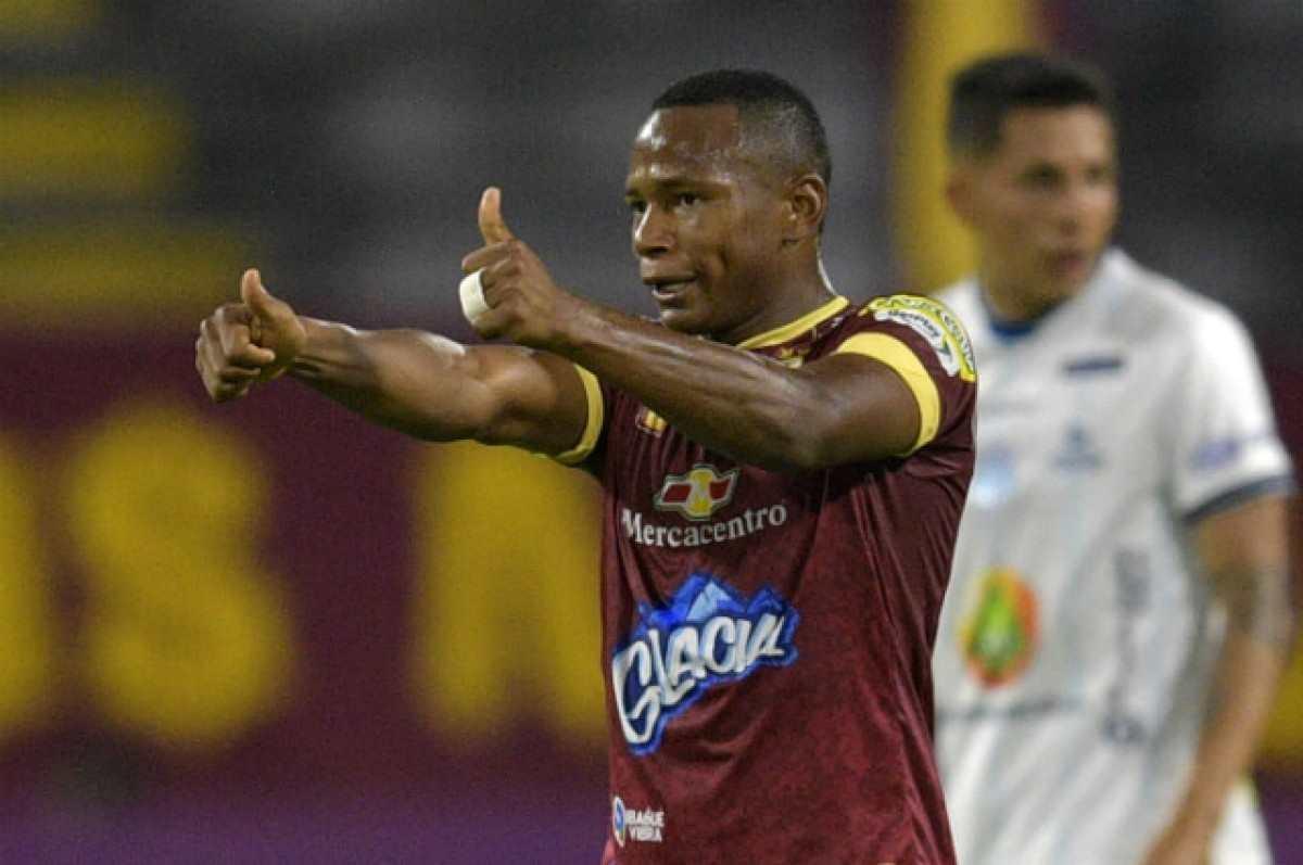 Deportes Tolima: los dos equipos que quieren a Jaminton Campaz