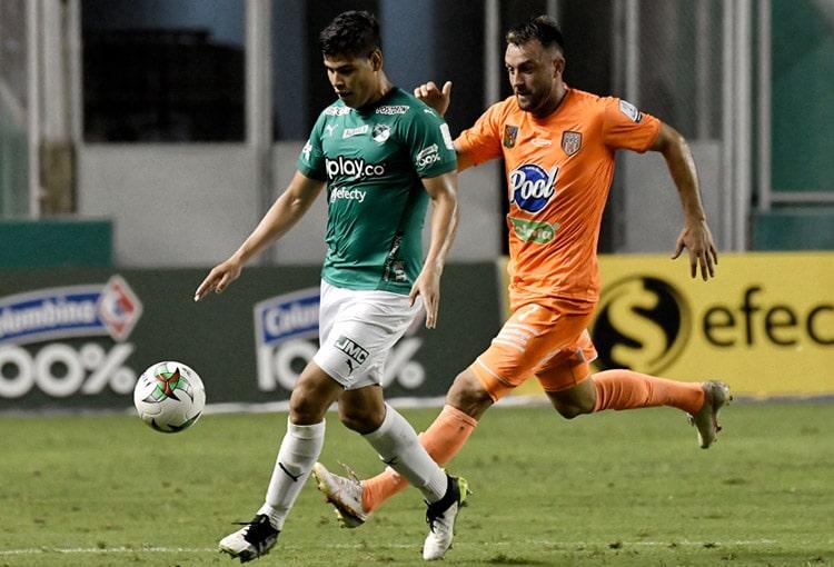 Deportivo Cali, Liga BetPlay 2021-I, Envigado FC