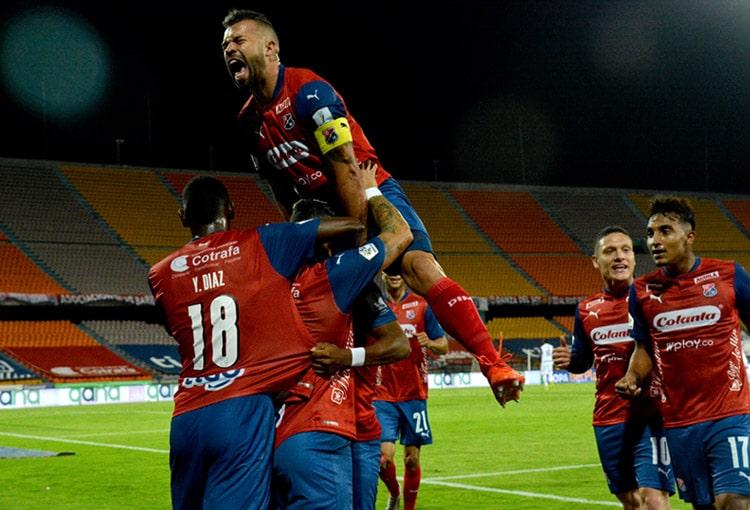 Deportivo Independiente Medellín, DIM, Liga BetPlay 2021-I, Copa Colombia 2020