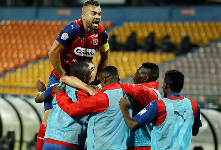 Deportivo Independiente Medellín, DIM, Patriotas Boyacá, Liga BetPlay 2021-I, Deportes Quindío, Copa Colombia 2020