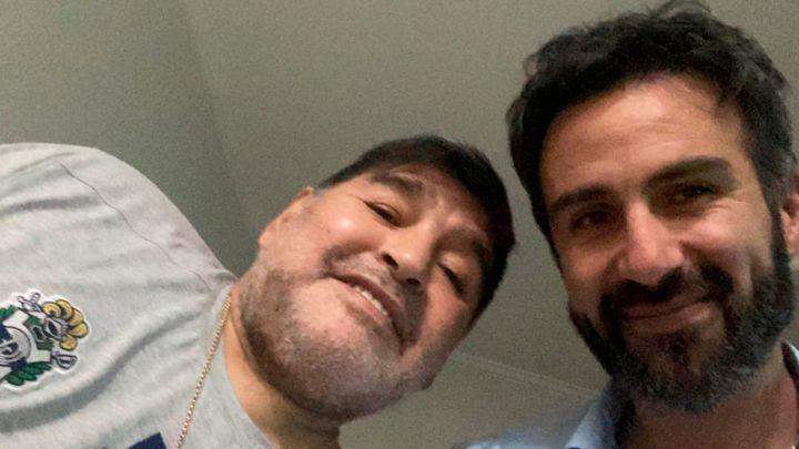 Los impresionantes audios de los médicos de Maradona