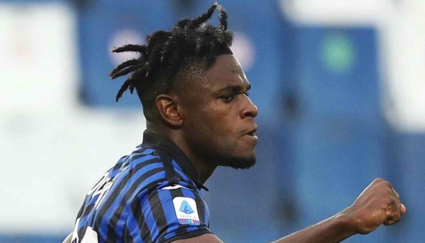 Duván Zapata también le hizo gol al Parma