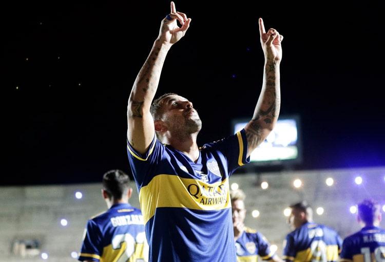 Edwin Cardona, Boca Juniors, Banfield, Copa Diego Armando Maradona 2020