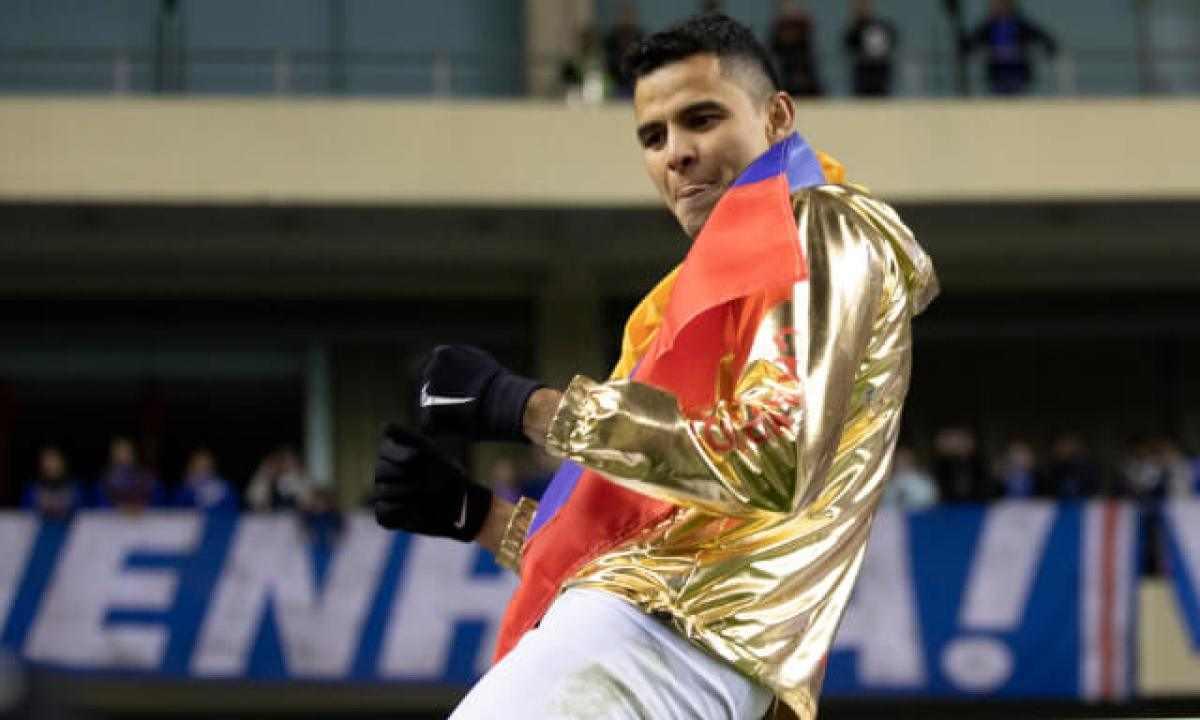 El desplante de Giovanni Moreno a Atlético Nacional