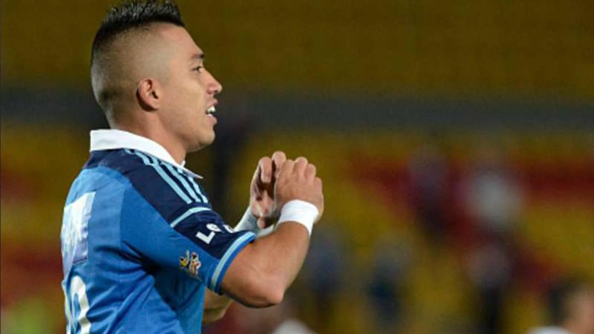 El tuit de Fernando Uribe que confirma su regreso a Millonarios