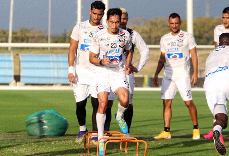 Fabián Sambueza, Junior FC, Deportivo Independiente Medellín, DIM, Copa BetPlay 2020
