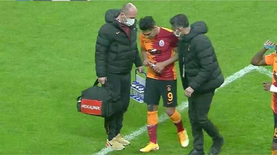 Falcao, ausencia confirmada para Konyaspor vs. Galatasaray