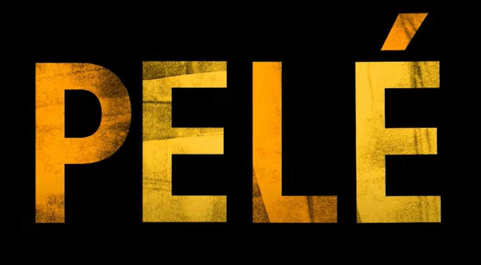 Fecha para el estreno en Netflix del documental sobre Pelé