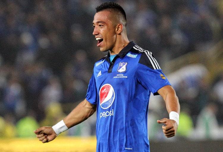 """Fernando Uribe: """"No nací ni crecí siendo hincha de Millonarios, pero esta es mi institución"""""""