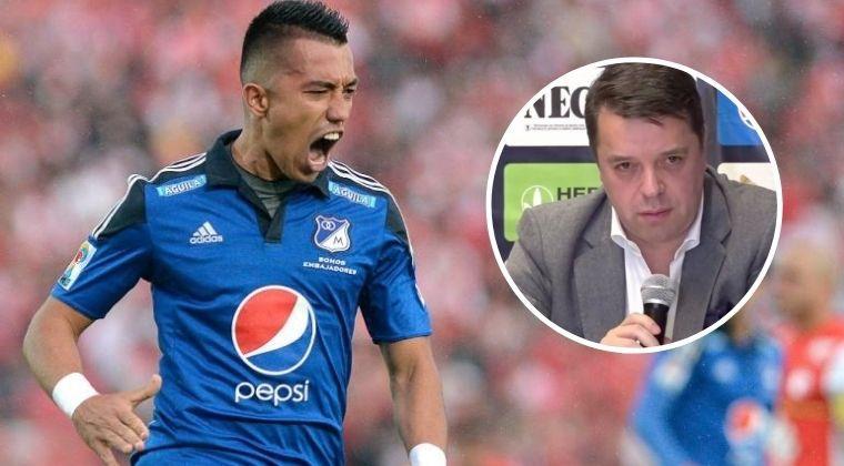 Fernando Uribe firmará con Millonarios: así fue el paso a paso de la negociación