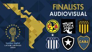 Finalists - Audiovisual