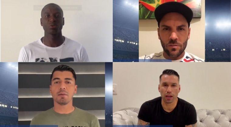 """""""No queremos que el fútbol pare"""": Mensaje de futbolistas a hinchas del FPC"""