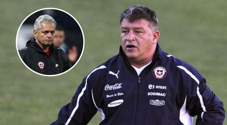 """""""Terminamos como huevones"""": Borghi sobre la salida de Reinaldo Rueda de Chile"""