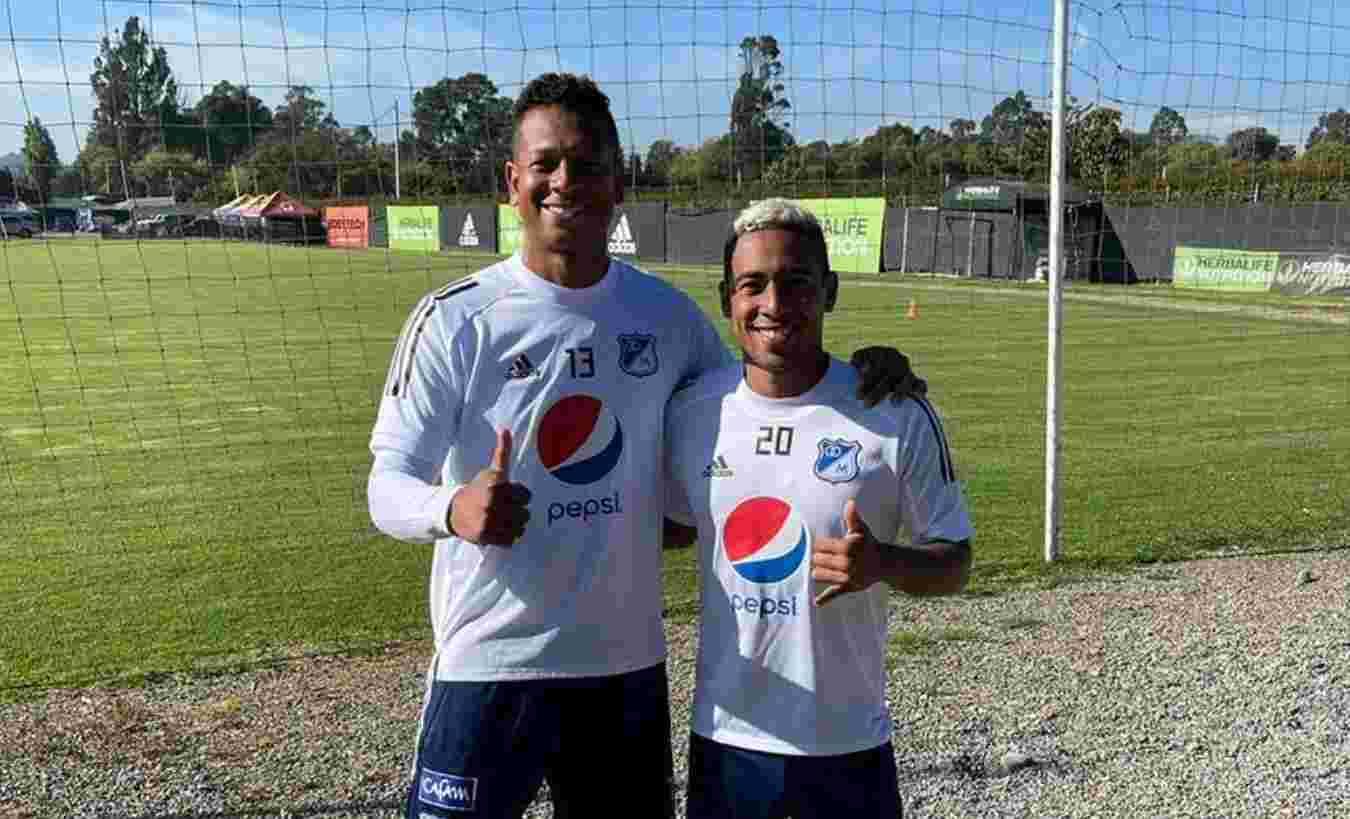 Fredy Guarín, en la convocatoria de Millonarios vs. Envigado