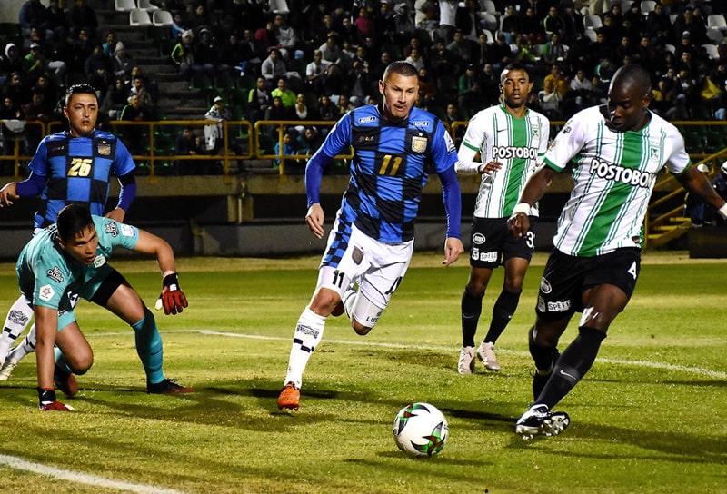 Geisson Perea, Atlético Nacional