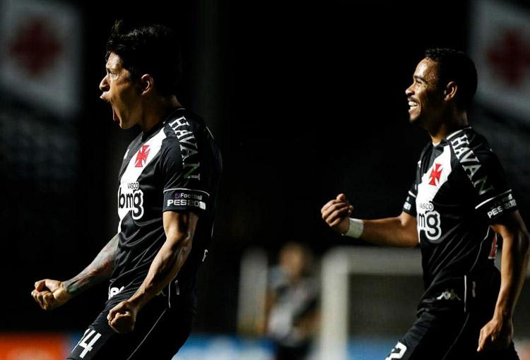 Germán Cano, Vasco da Gama, Atlético Mineiro, Brasileirão 2020