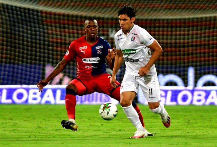 Guillermo Tegüé, Deportivo Independiente Medellín, DIM