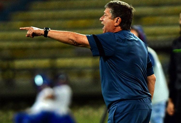 Hernán Darío 'Bolillo' Gómez, Bolillo, Hernán Darío Gómez, Deportivo Independiente Medellín, DIM, Patriotas Boyacá, Liga BetPlay 2021-I