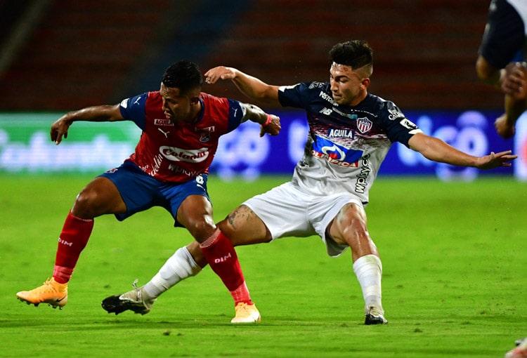 James Sánchez, Deportivo Independiente Medellín, DIM, Deportes Quindío, Copa BetPlay 2020, Copa Colombia