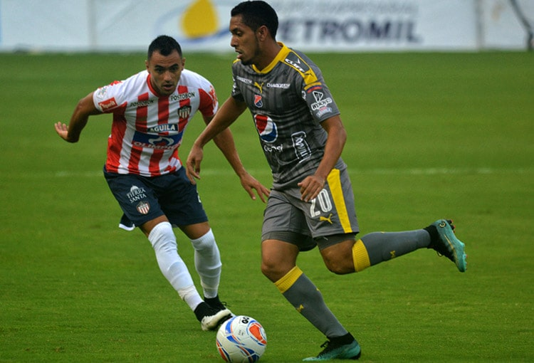Javier Calle, Deportivo Independiente Medellín, DIM, Boyacá Chicó FC