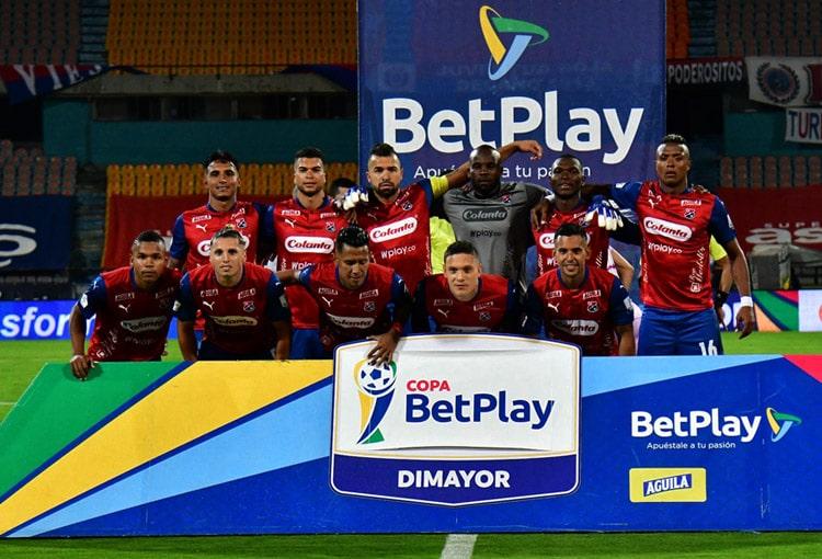 Javier Reina, Deportivo Independiente Medellín, DIM, Junior FC, Liga BetPlay 2021-I