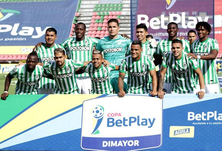 Jéfferson Duque, Alexandre Guimarães, Los Del Sur, Atlético Nacional, Deportes Tolima, Copa BetPlay 2020