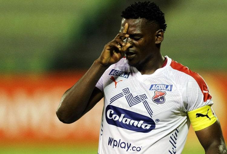 Jesús Murillo, Los Angeles FC, Deportivo Independiente Medellín, DIM (2)