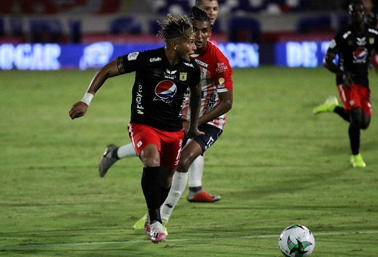 José Hugo Illera, América de Cali, Junior FC, Liga BetPlay 2021-I, Win Sports