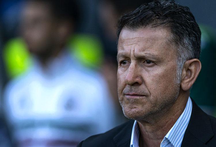 Juan Carlos Osorio, Reinaldo Rueda, Selección Colombia