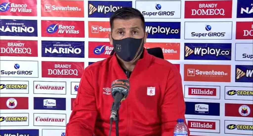 "Juán Cruz Real: ""Quisiera que llegaran 5 o 4 jugadores al América"""