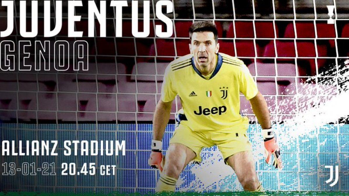 EN VIVO - Juventus 3 vs 2 Genoa (minuto ...