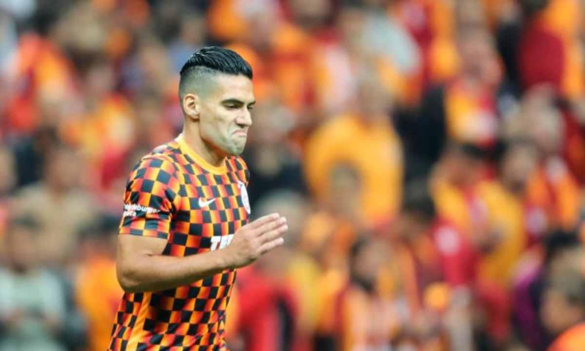 La millonaria exigencia de Falcao para salir del Galatasaray