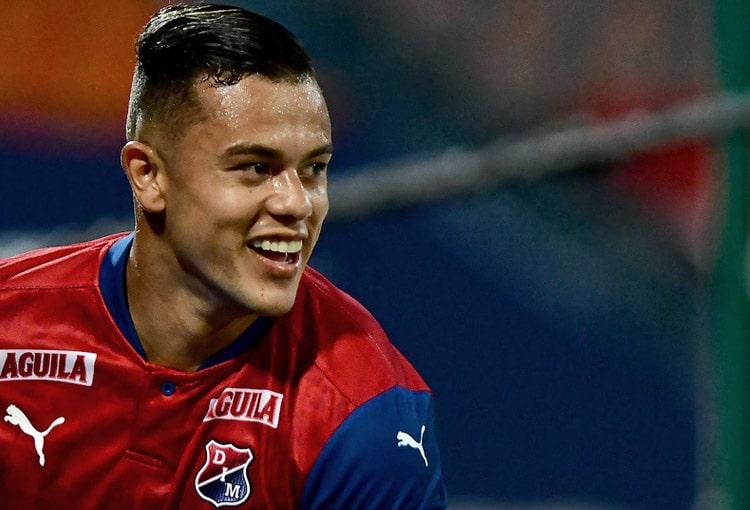 Leonardo Castro, Deportivo Independiente Medellín, DIM, Deportes Quindío, Deportes Tolima, Deportivo Pasto, Copa BetPlay 2020