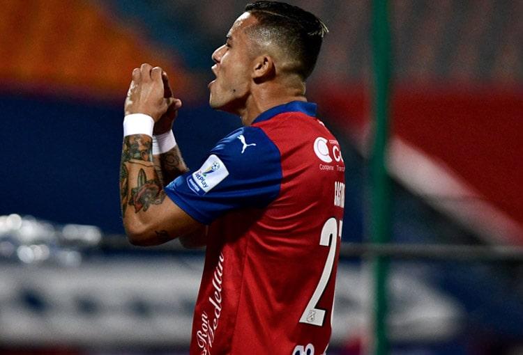 Leonardo Castro, Deportivo Independiente Medellín, DIM, Junior FC, Liga BetPlay 2021-I