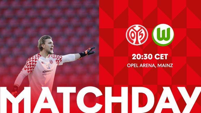¿Dónde VER EN VIVO - Mainz vs Wolfsburgo por la Bundesliga de Alemania?