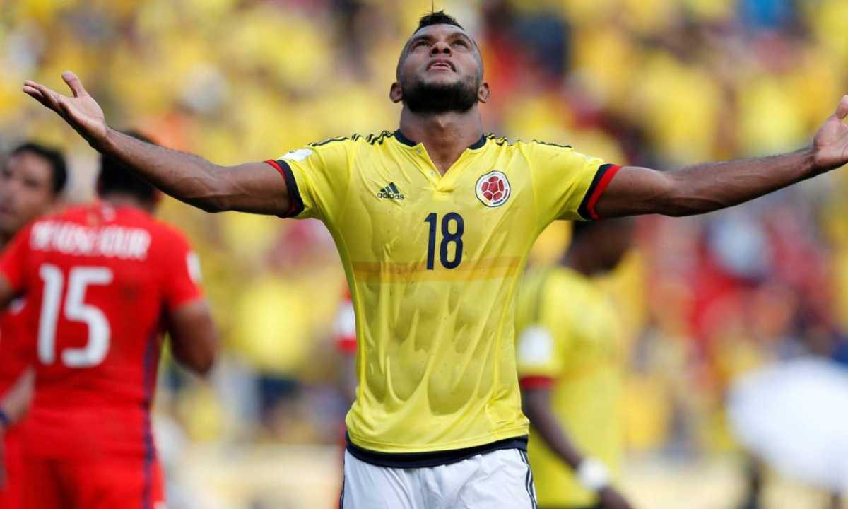 Miguel Borja se entusiasma con un regreso a la Selección Colombia