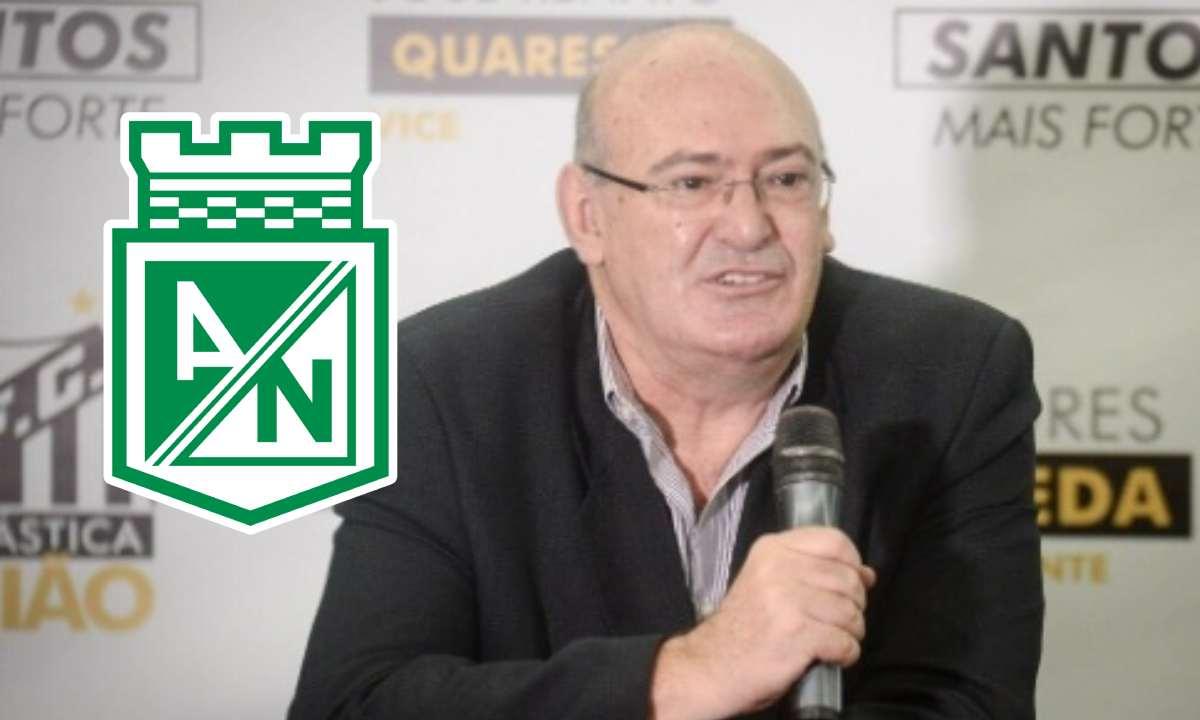 Novedad en Atlético Nacional con el pago de Felipe Aguilar