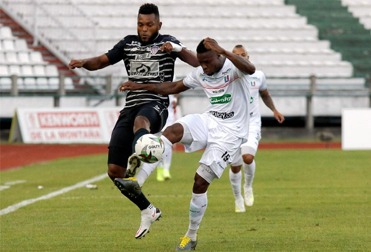 Once Caldas, Junior FC, Liga BetPlay 2021-I