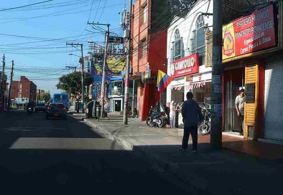 Pagos del Ingreso Solidario en localidades de Bogotá con cuarentena