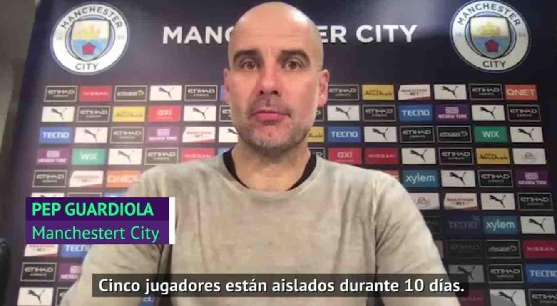 ¿Por qué Pep Guardiola mencionó a James Rodríguez?
